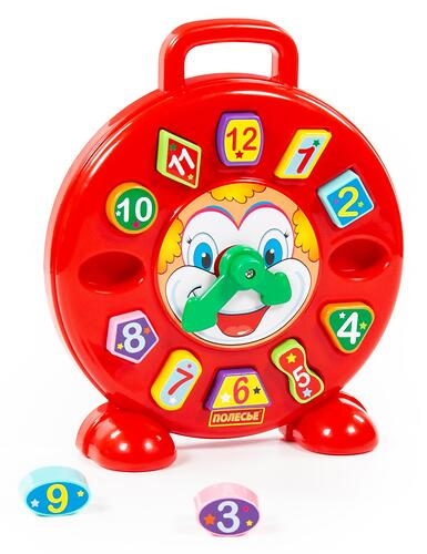 Часы Полесье Клоун (4)