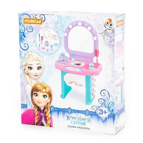 Набор Полесье Салон красоты Disney Холодное сердце в коробке (7)
