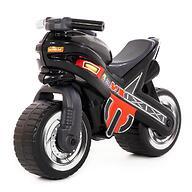 Каталка-мотоцикл Полесье MX Черная