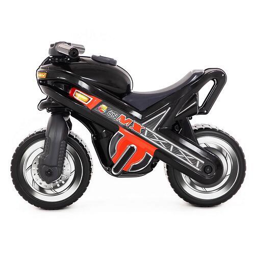 Каталка-мотоцикл Полесье MX Черная (5)