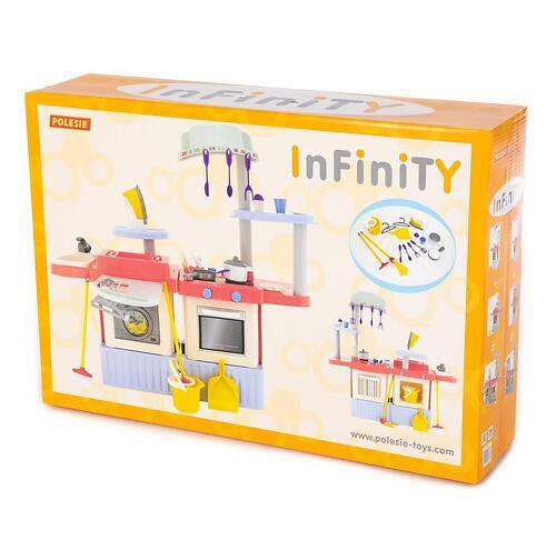 Кухня Полесье INFINITY premium №4 (в коробке) (8)