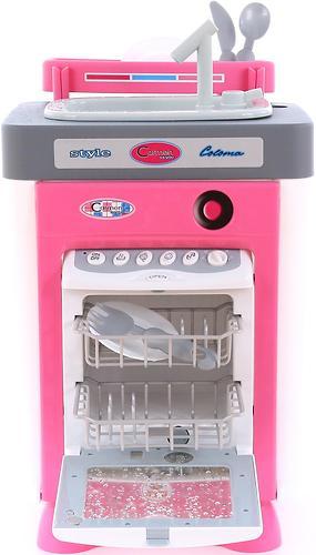 Набор Полесье Carmen №3 с посудомоечной машиной и мойкой (7)