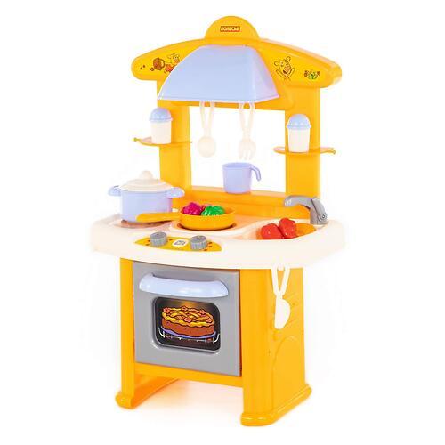 Набор-мини Кухня Полесье Оранжевая корова в коробке (3)