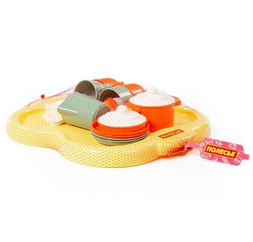 Набор детской посуды Полесье Янина с подносом на 4 персоны 4060 (4)