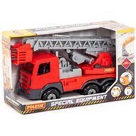 Автомобиль пожарный Полесье Престиж в коробке