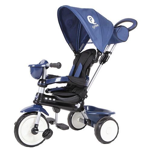 Велосипед QPlay Comfort Blue (7)