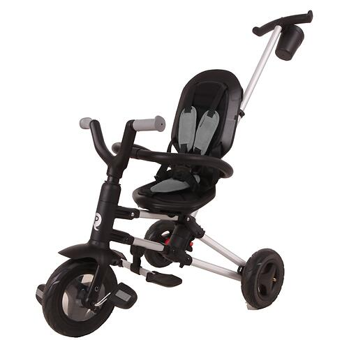 Велосипед QPlay Nova Rubber Black (11)