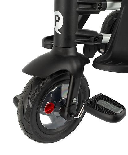 Велосипед QPlay Nova Rubber Black (13)