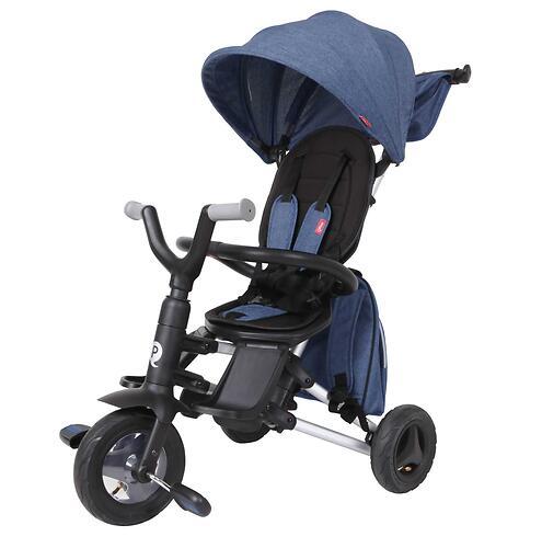 Велосипед QPlay S700 Nova + Air Blue (3)