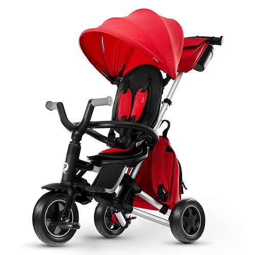 Велосипед QPlay S700 Nova + Eva Red (10)