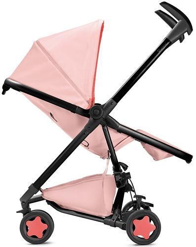 Коляска Quinny Zapp Xtra 2 Pink Pastel (8)