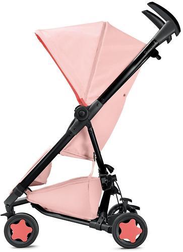 Коляска Quinny Zapp Xtra 2 Pink Pastel (9)
