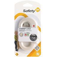 Защита-замок на дверные ручки жесткий SAFETY FIRST (белая)