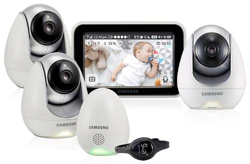 Видеоняня Samsung SEW-3057WPX3 (4)