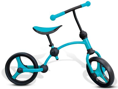 Беговел Smart Trike Running Bike Blue (6)