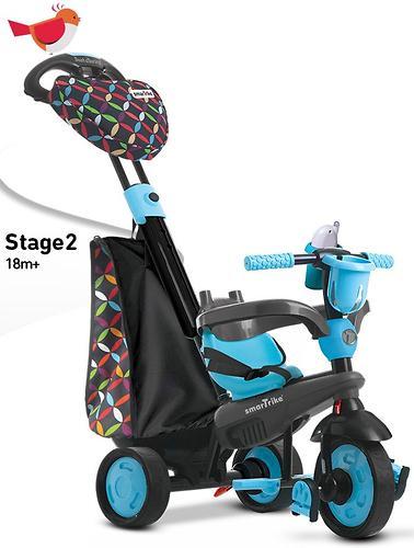 Велосипед Smart Trike Boutique 4в1 Blue (13)