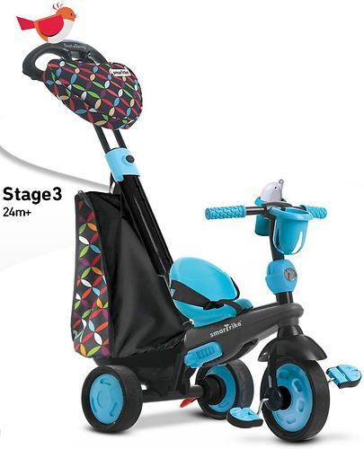 Велосипед Smart Trike Boutique 4в1 Blue (15)