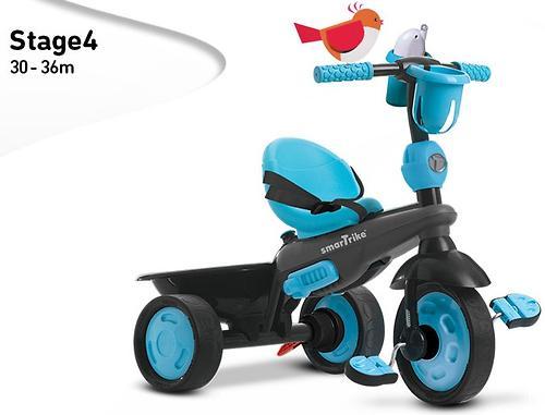 Велосипед Smart Trike Boutique 4в1 Blue (12)