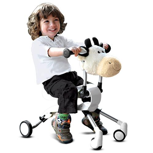 Каталка-прыгунки SmartTrike Springo Farm Collection Cow (5)