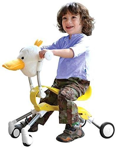 Каталка-прыгунки SmartTrike Springo Farm Collection Duck (7)
