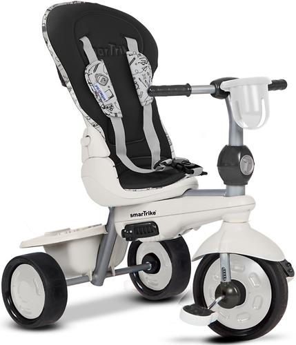 Велосипед Smart Trike 5в1 Dazzle/Splash Black White (8)