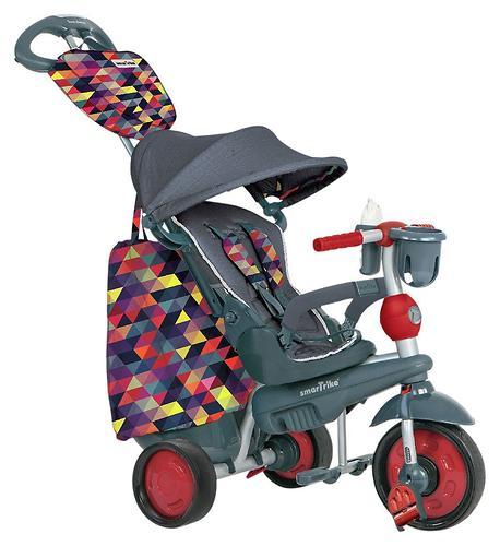 Велосипед Smart Trike 5в1 Explorer Black-Red (8)