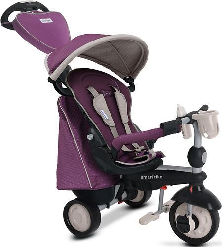 Велосипед Smart Trike 5в1 Recliner Infinity Purple (9)