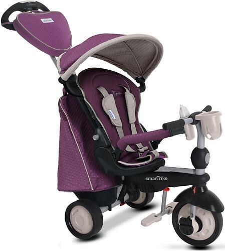 Велосипед Smart Trike 5в1 Recliner Infinity Purple (10)
