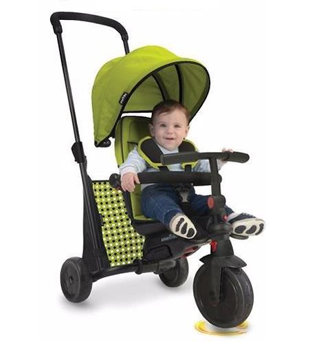Велосипед Smart Trike 7в1 SmarTfold 400P Green (11)