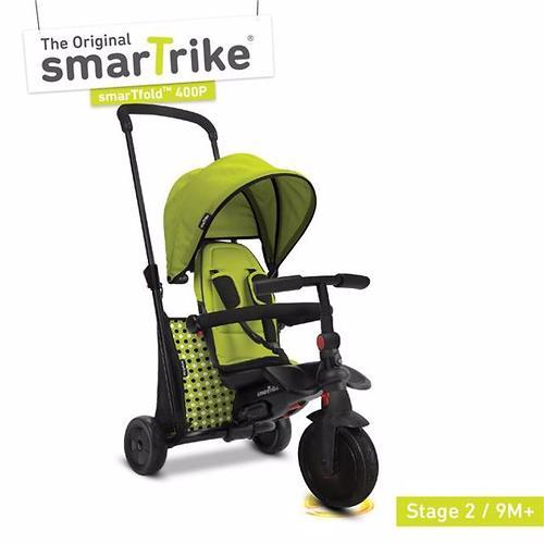 Велосипед Smart Trike 7в1 SmarTfold 400P Green (14)
