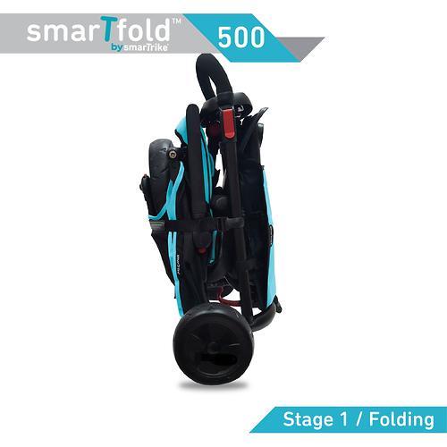 Велосипед Smart Trike 7в1 SmarTfold 500 Blue (17)
