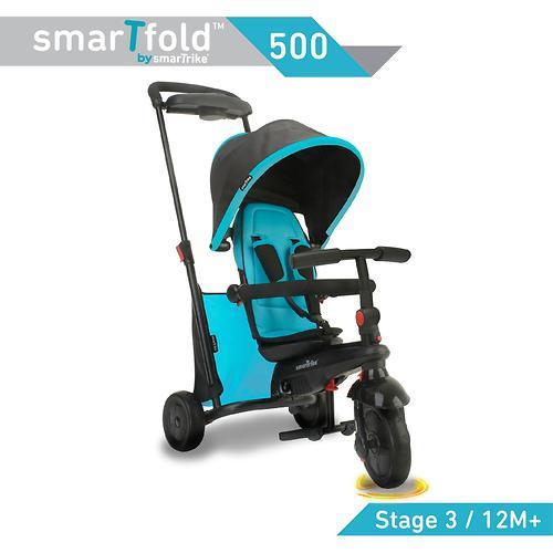 Велосипед Smart Trike 7в1 SmarTfold 500 Blue (18)