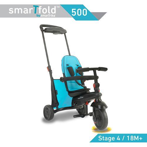 Велосипед Smart Trike 7в1 SmarTfold 500 Blue (19)