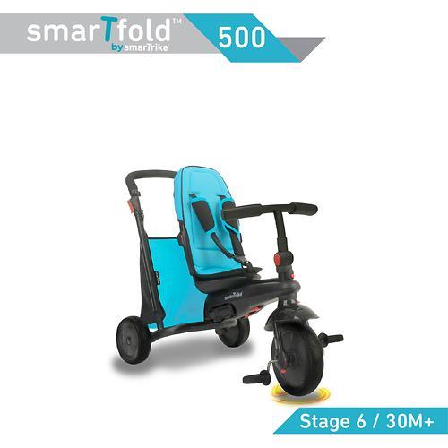 Велосипед Smart Trike 7в1 SmarTfold 500 Blue (20)