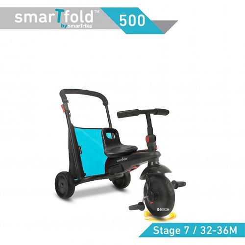 Велосипед Smart Trike 7в1 SmarTfold 500 Blue (21)