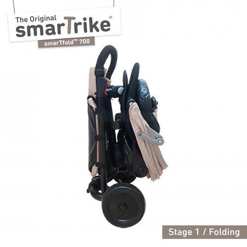 Велосипед Smart Trike 8в1 SmarTfold 700 Purple (18)