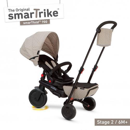 Велосипед Smart Trike 8в1 SmarTfold 700 Purple (19)
