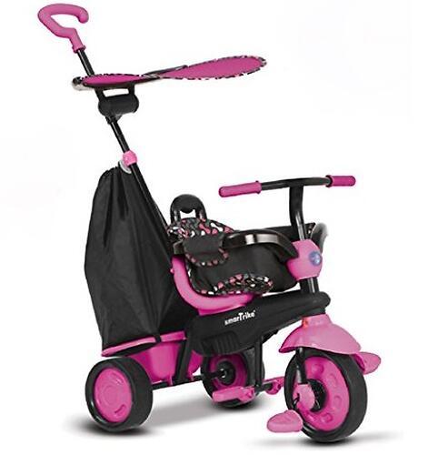 Велосипед Smart Trike 3в1 Delight Pink (6)