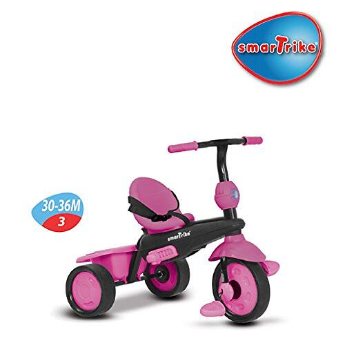 Велосипед Smart Trike 3в1 Delight Pink (8)
