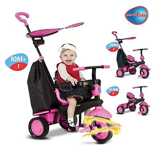 Велосипед Smart Trike 3в1 Delight Pink (9)