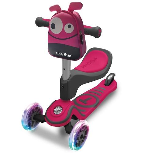 Самокат Smart Trike Scooter T1 Pink (8)