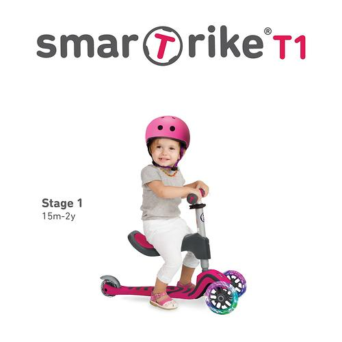 Самокат Smart Trike Scooter T1 Pink (12)