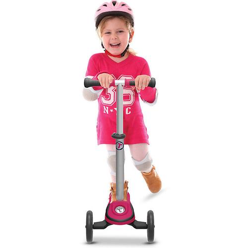 Самокат Smart Trike T-Scooter T1 Pink (13)