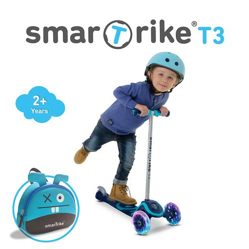 Самокат Smart Trike Scooter T3 Blue (8)