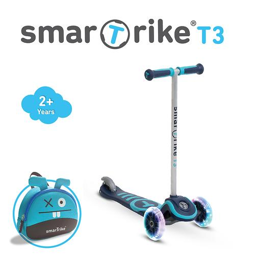 Самокат Smart Trike Scooter T3 Blue (7)