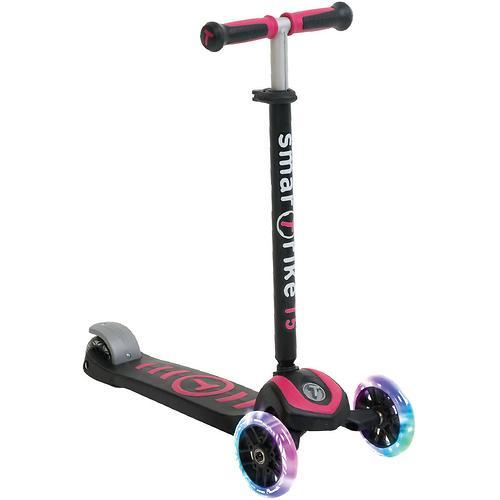 Самокат Smart Trike Scooter T5 Pink (6)