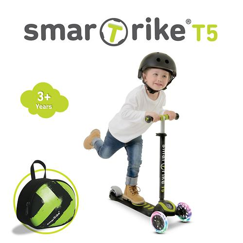 Самокат Smart Trike Scooter T5 Green (8)