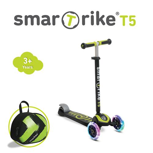 Самокат Smart Trike Scooter T5 Green (7)