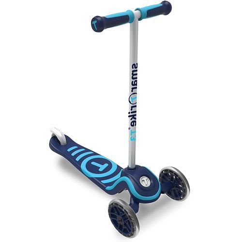 Самокат Smart Trike T-Scooter T3 Blue (6)
