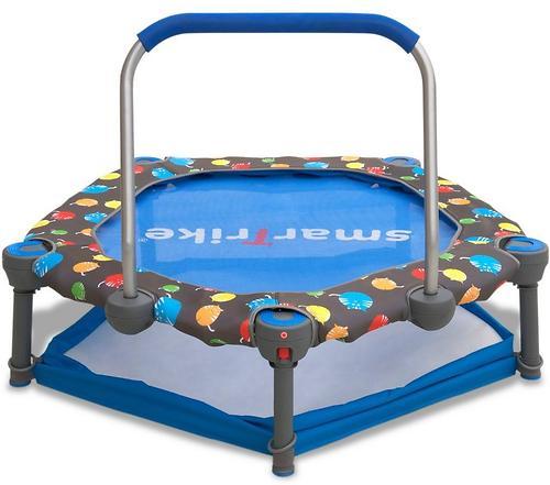 Игровой центр-батут Smart Trike 3в1 Trampoline (8)
